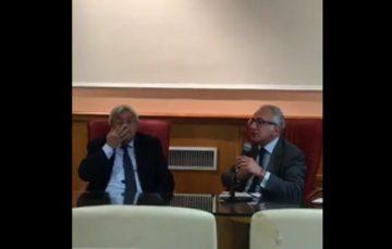 Conferenza Circolo della Stampa Avellino