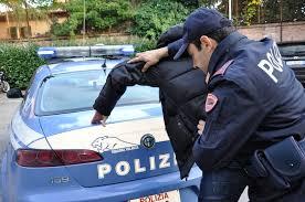 polizia arresto cava