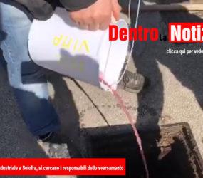 Scarico abusivo nel Solofrana, i controlli dei carabinieri e del Codiso, parla il sindaco