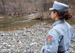 BARONISSI (SA) – Scarichi abusivi di acque reflue nel fiume Irno. Due persone denunciate dai Carabinieri Forestali.