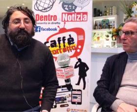 """""""Caffè Scorretto"""" intervista con Mario Bianchino sindaco di Montoro"""