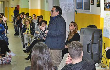 Al De Caprariis, si parla di violenza contro le donne, la testimonianza di Filomena Lamberti, il marito la sfigurò con l'acido