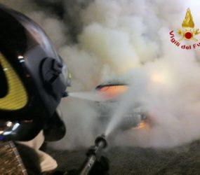 Montoro, la minoranza dopo l'incendio dell'auto del  sindaco Mario Bianchino: noi vicini al primo cittadino