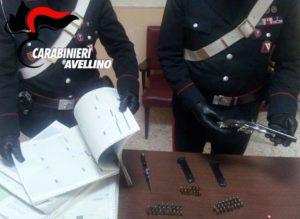 armi e libretti di cirlolazione falsi