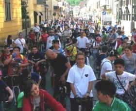 """Tutto pronto per """"Baronissi in bici""""  L'appuntamento in programma per domenica 14 maggio"""