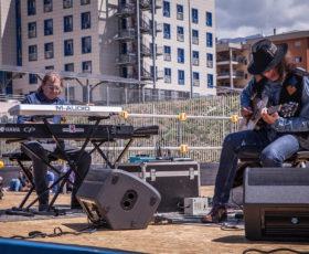 Piazza dei Giovani UNISA | La presentazione della nuova area, con la musica dei maestri Onorato e Amoruso