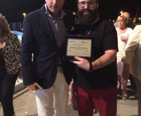 """L'artista solofrano De Rubeis premiato a """"Arte Salerno"""""""