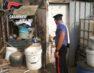 Montoro. Arrestato 35enne di Banzano, nascondeva droga e armi in una baracca