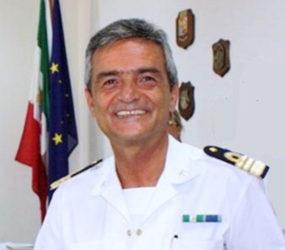 Cambio di comando alla Capitaneria di porto di Salerno, Menna al posto di Ancora
