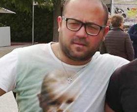Muore schiacciato da una lastra di cemento Francesco Trasi, 30enne solofrano