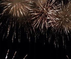 Grande successo per lo spettacolo piromusicale svoltosi a Penta di Fisciano per i festeggiamenti in onore di S. Rocco