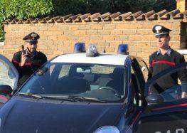 I Carabinieri lo fermano senza patente, lui da false generalità. cinque mesi di reclusione