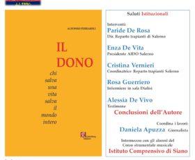 """""""In cammino verso la responsabilità per la Vita"""" il nuovo libro di Alfonso Ferraioli"""