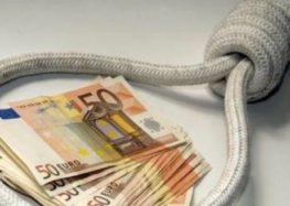Forino. Prestava soldi a strozzo, arrestato 55enne