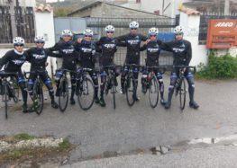 Il team di CavaliereBici & CalibreSport allinea 10 giovani del Sud