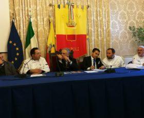 """Tre giorni di """"le eccellenze enogastonomiche della Campania"""" organizzata dalla Federazione Nazionale Cuochi"""