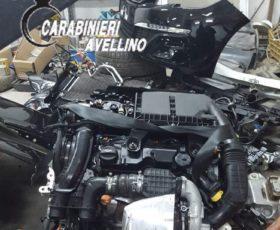 Scoperta centrale di riciclaggio di auto rubate, 40 enne in manette