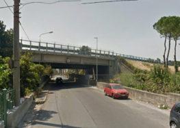 Castel San Giorgio. Lavori al ponte di via Guerrasio dell'A30, ripercussioni sul traffico