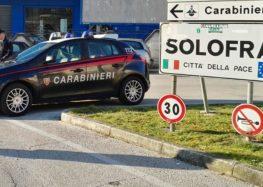 Solofra. rifiuta di sottoporsi al test tossicologico, 35enne denunciato dai carabinieri