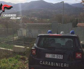 Montefalcione. Depurazione della acque, Tre imprenditori denunciati dai carabinieri