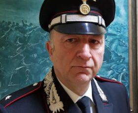 Il sottotenente Costantino Coppola nuovo comandante del nucleo radiomobile di Avellino