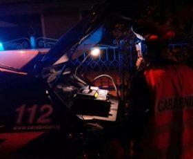Lauro. Ruba un'auto e provoca un'incidente, denunciato trentenne marocchino