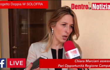 Solofra, presentato presso il convento di Santa Chiara il progetto DOPPIA W  (Work Women)