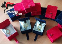 Montoro. Cerca di vendere orologi a coppia di Caliano, denunciato truffatore 45enne