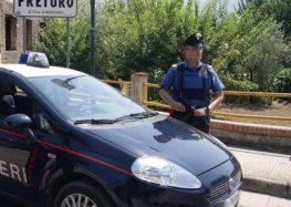Montoro, furti nelle abitazioni. I carabinieri recuperano la refurtiva e denunciano trentenne romeno
