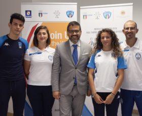 UNISA accoglie il comitato organizzatore Universiade 2019