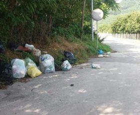 Forino. Stop all'abbandono selvaggio dei rifiuti