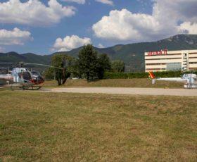 Eliporto Unisa: raddoppia il servizio antincendio territoriale