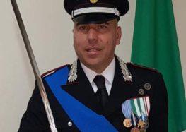 Il luogotenente Costantino Cucciniello promosso Ufficiale, lascia il comando della stazione di Atripalda.