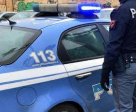 Arrestato dalla polizia un pregiudictao evaso dagli arresti domiciliari