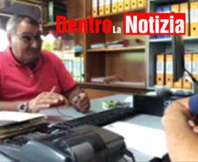 Intervista al vice sindaco di Solofra Gaetano De Maio sull'attuale situazione politica e sugli scarichi nel Solofrana
