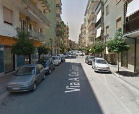 Battipaglia.Istituito divieto di fermata e transito in via De Gasperi e strade limitrofe