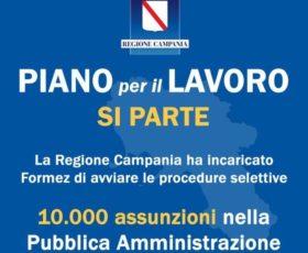 """Il Comune di Pellezzano aderisce al progetto """"RIPAM"""" promosso dalla Regione Campania."""