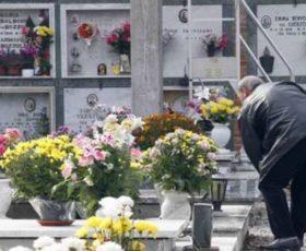 Lavori di riqualificazione del cimitero comunale della frazione Coperchia di Pellezzano.