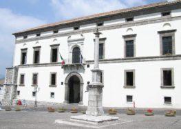 """Solofra. Taglio del nastro peril progetto culturale """"Patrimoni inLustri""""."""