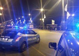 """Salerno: intensificati i controlli della Polizia in occasione dell'evento """"Luci d'Artista"""""""