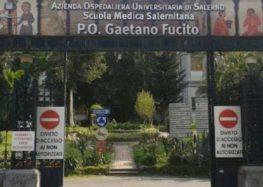 """Incontro tra il  Sindaco Somma e il direttore sanitario dell'Azienda Ospedaliera Universitaria """"San Giovanni di Dio e Ruggi d'Aragona"""""""
