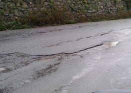 Domani l'inizio dei lavori di messa in sicurezza e manutenzione stradale della SP 22 nel Comune di Bracigliano.