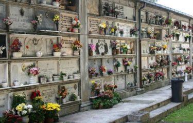 Montoro. Furto al cimitero di via Provinciale Borgo.
