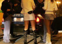 Salerno. Denunciate due donne straniere dedite alla prostituzione