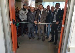 Università di Salerno. Inaugurata la nuova Aula didattica dell'area di Ingegneria