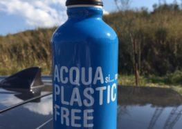 Salerno. Oggi consegna borracce plastic free ai dipendenti provinciali