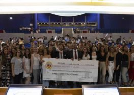 Unisa. Terza festa del merito: a 2665 studenti meritevoli l'Ateneo rimborsa integralmente le tasse versate