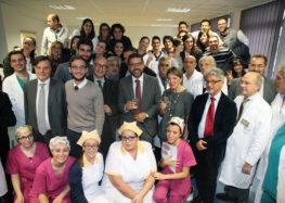 UNISA al terzo posto in Italia per l'accesso alle Scuole di Specializzazione di area medica