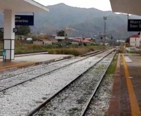 Mercato San Severino- In avvio i lavori alla stazione ferroviaria