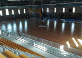 Pellezzano. Il Palazzetto dello Sport di Pellezzano è pronto per le Universiadi 2019
